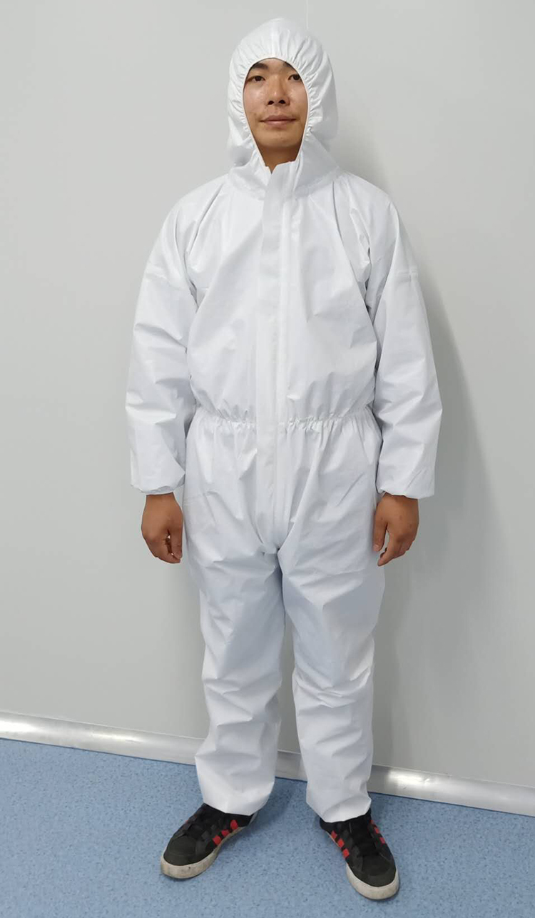 Workwear Clothing Isolation Clothing Disposable Protective Suit
