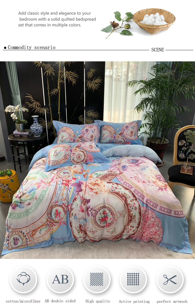 Picture of: Quilt Fat Quarters Bedspreads And Comforters 5 Letters Bedspread Urban Outfitters Buy Spread Duvet King Size 5 Piece Floral Bedspread Sets Bed Covers Quilt Bed Single Whole Home Cute King Queen Size