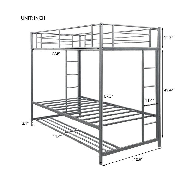 Yüksek kaliteli okul otel hostel mobilya uyku pod metal ranza ranza otel ve hostel ve kapsül yatak