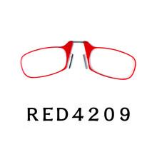 Минимальный зажим для носа, очки для чтения, женские очки для пресбиопии, мужские очки по рецепту, маленькая оправа, матовый коврик, чехол дл...(Китай)