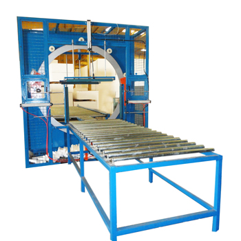 Epsole Package Machine Packing Machine For EPS Foam Machinery EPS Production Line
