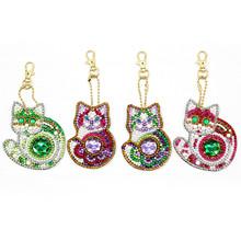 Алмазная вышивка Huacan брелок 5D алмазная картина сумка с вышивкой крестиком брелок алмазная живопись аксессуары для рукоделия подарок(Китай)
