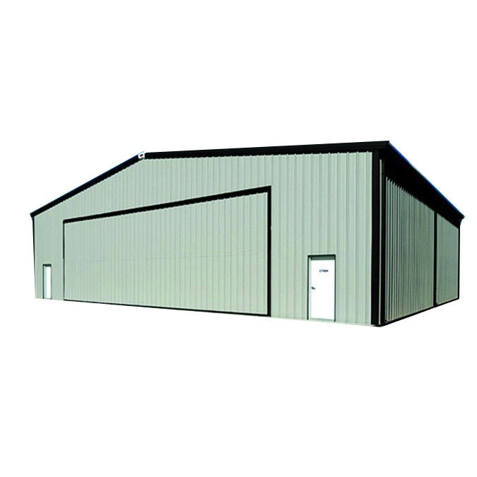 Easy Installation Steel Structure Factory Workshop For Production