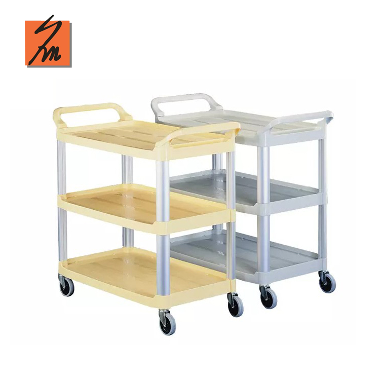 Small Size Restaurant Cart Utility