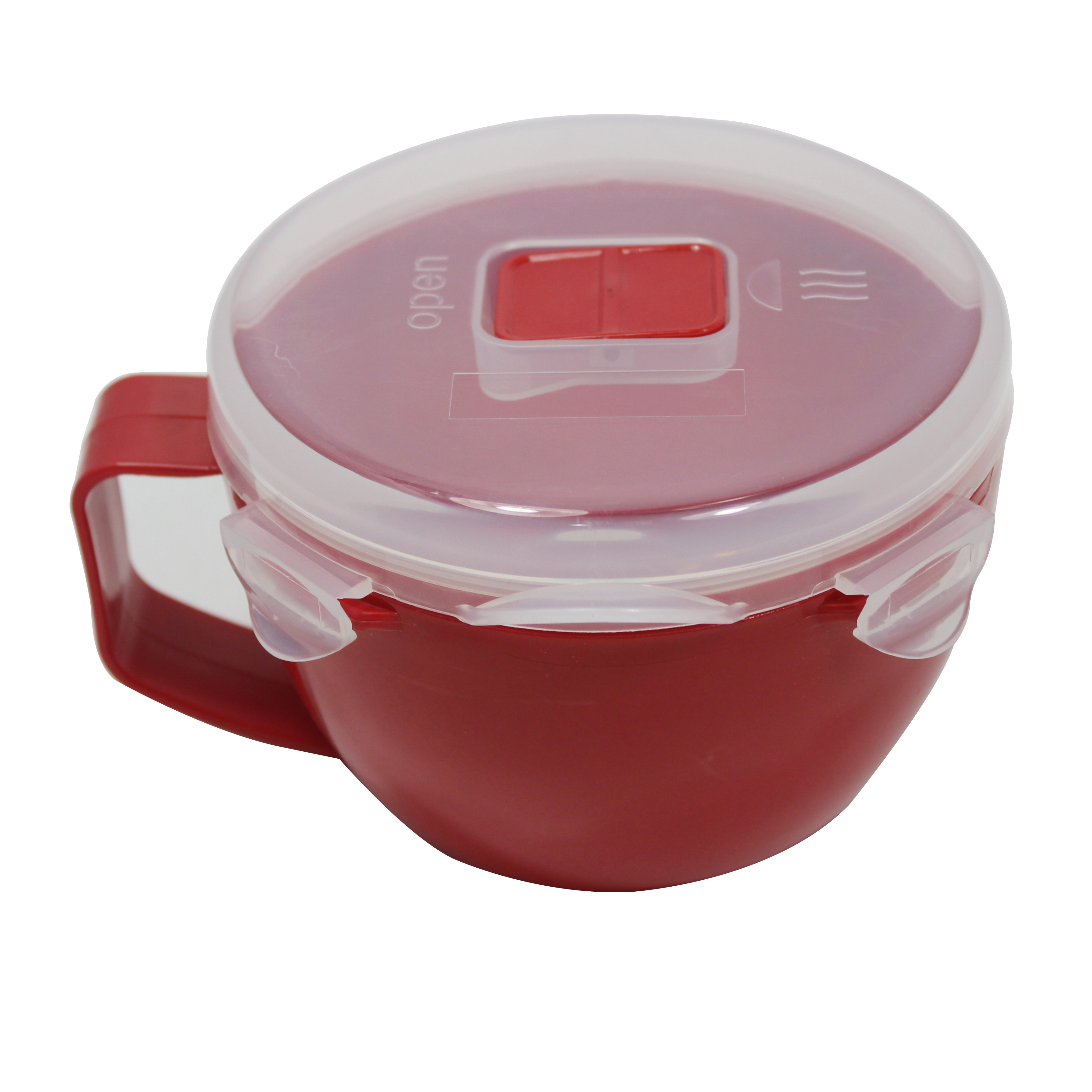 940ml Microwavable Soup Bowl With Clip