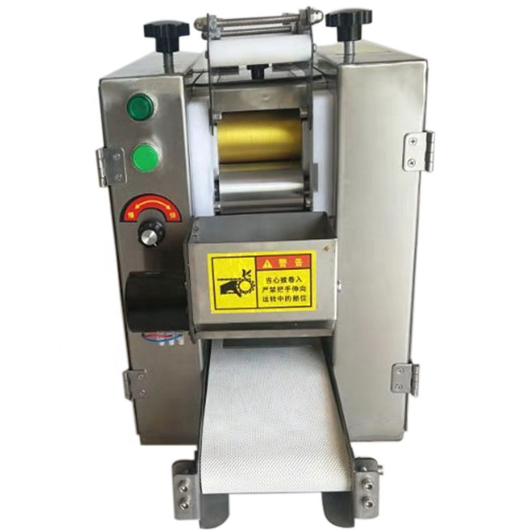 20/30cm boulette automatique rouleau de printemps/samosa pâtisserie machine/roti pizza peau machine
