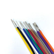 Ul1015 Single Core Pvc Insulated Flexible Listrik Tembaga <span class=keywords><strong>Kawat</strong></span> <span class=keywords><strong>Kabel</strong></span>