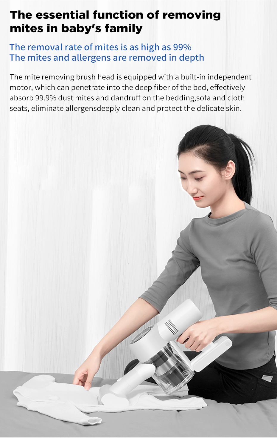 L'UE et RU STOCK Xiaomi Dreame V10 Anti-enroulement Cheveux Acariens Nettoyage aspirateur Robot Aspirateur VS dreame V9