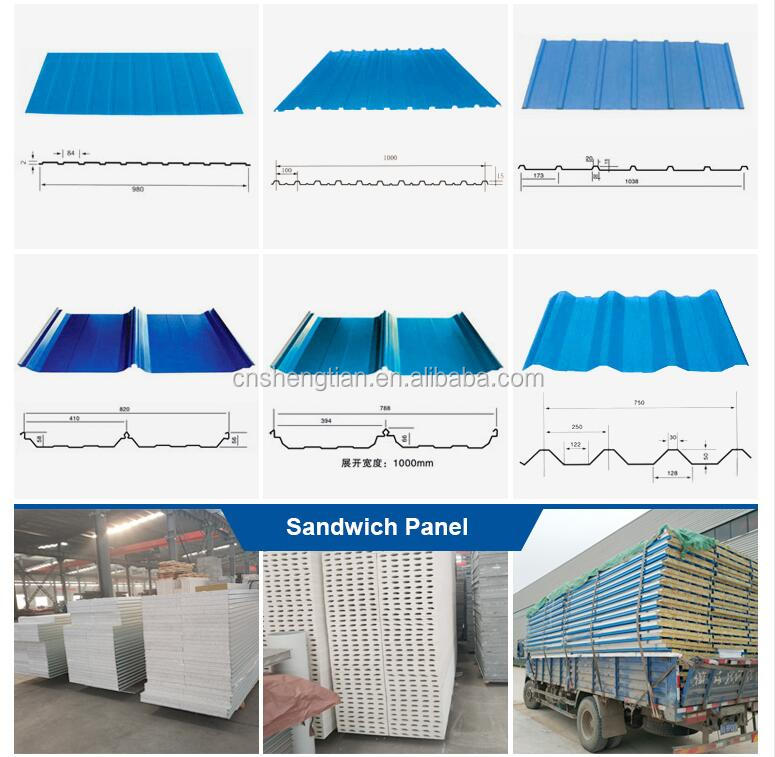 custom design metal sheds steel structure warehouse building