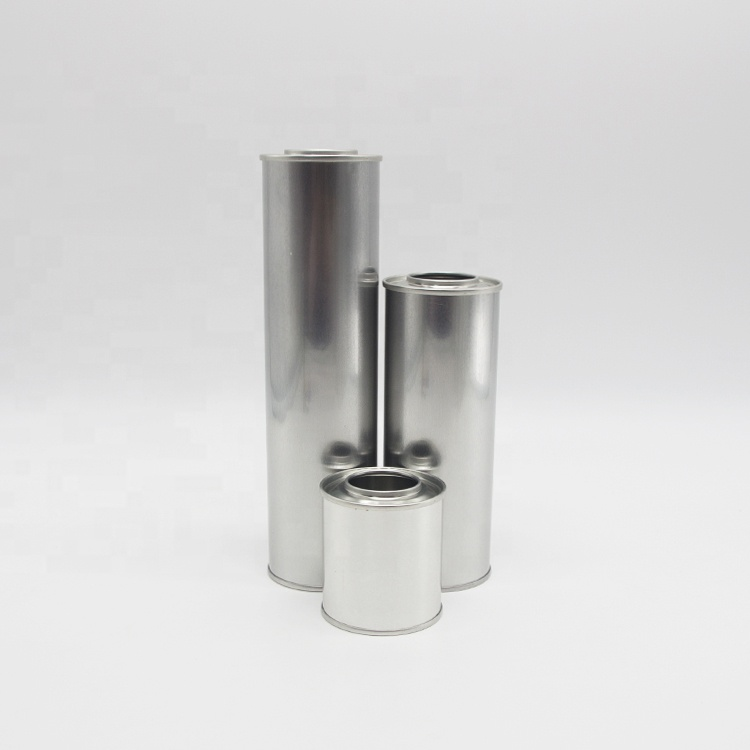 Oil Packaging Bottles Metal tin lubricant can for Racing car