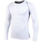 OEM Sports Fitness Polyester Quick Dry Workout Long Sleeve Sports Wear For Men