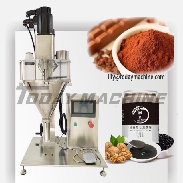 Dosaggio Macchina/Macchine per Cocoa/Caffè/Latte/Nutrienti Polvere/Polvere di Trucco In Polvere di Riempimento/Pack