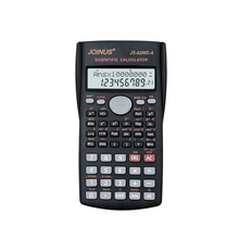 Promotionnel 240 fonctions Joinus 12 chiffres mini calculatrice scientifique étudiant