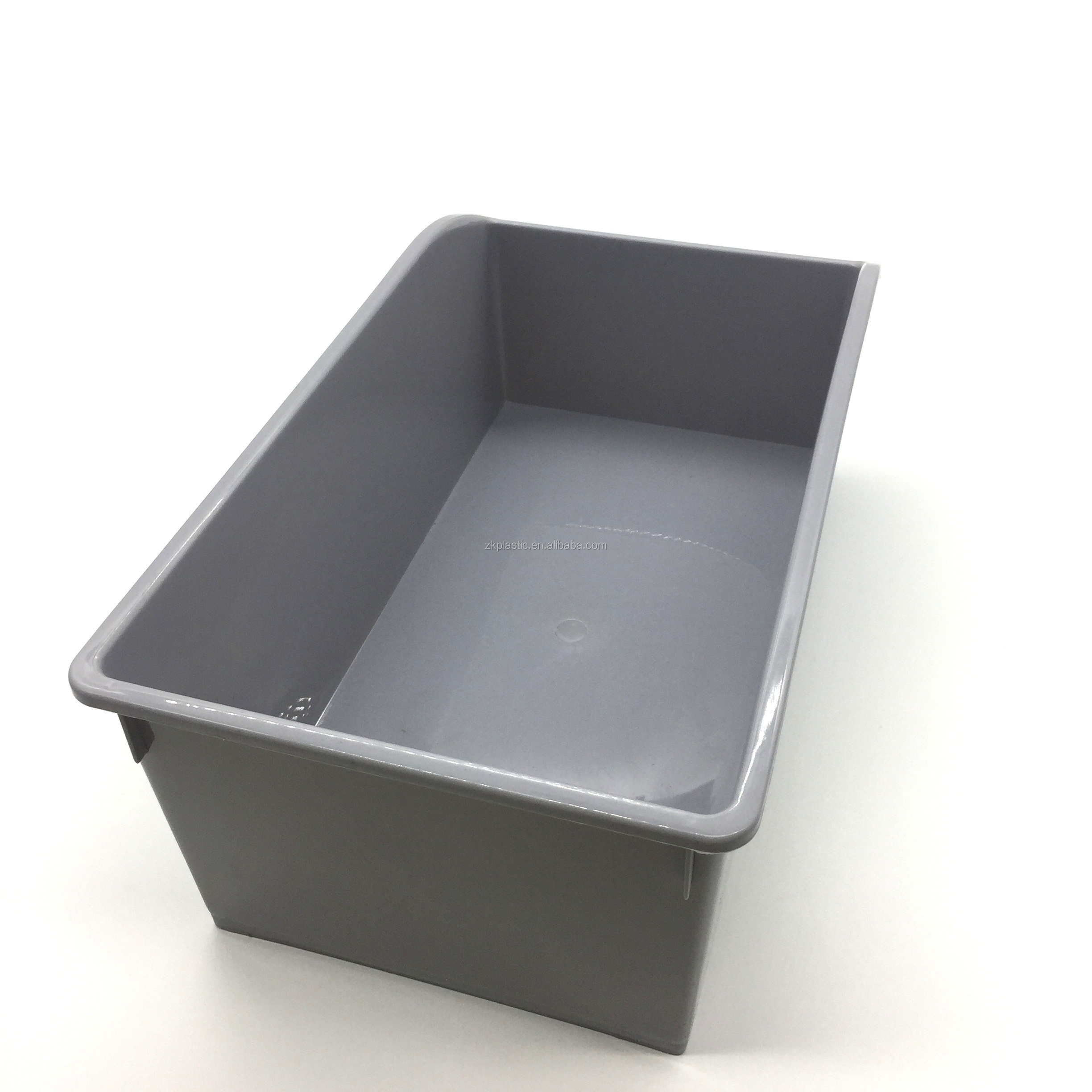 Factory price good quality large storage space hard plastic ABS injection storage box for sundries tools