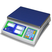 CSF15 Super accurate 15kg 0.5g digital industrial dual counting scale