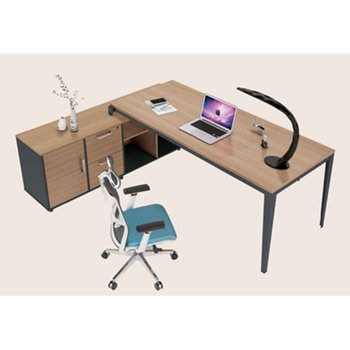 Modern Office Furniture L shaped Office Executive Desk for boss office