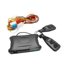 Top gear auto keyless entry startknop systeem remote covers met window close output