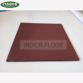 Rubber Flooring Tile Interlocking Mat Indoor For Basement Outdoor Playground Saudi Arabia Gym Square Floor Product On Alibaba