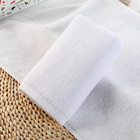 High quality pakistan cotton hotel hand face towel
