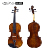 Handmade all solid A spruce top  4/4 full size violin made in China