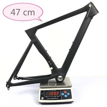 2019 Chinese OEM carbon bike frame no bicycle saddle with standard BB86/BSA