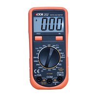 sale promotion victor 202 VC202 Digital Multimeter, Large LCD, Square Wave output
