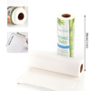 Bamboo cleaning cloth/100% bamboo kitchen towel washable wholesale/organic bamboo paper