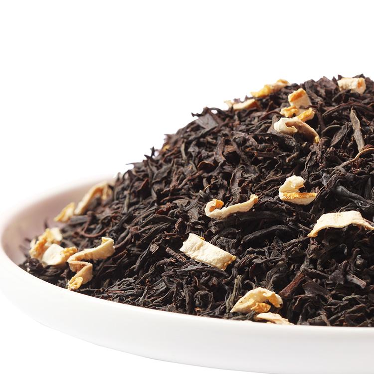 Organic English Breakfast Tea Private Label Chamomile Rose Dried Bergamot Fruit flavored Earl Grey Black Herbal Tea Blends - 4uTea | 4uTea.com