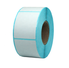 "self adhesive thermal paper thermal top or eco thermal label printing direct thermal label 2""X1.5"" 3765 labels"