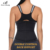 Lover-Beauty Wholesale Custom Logo Double Belt Enhance Training Neoprene Body Shape Corset Zipper Women Waist Trainer Corsets