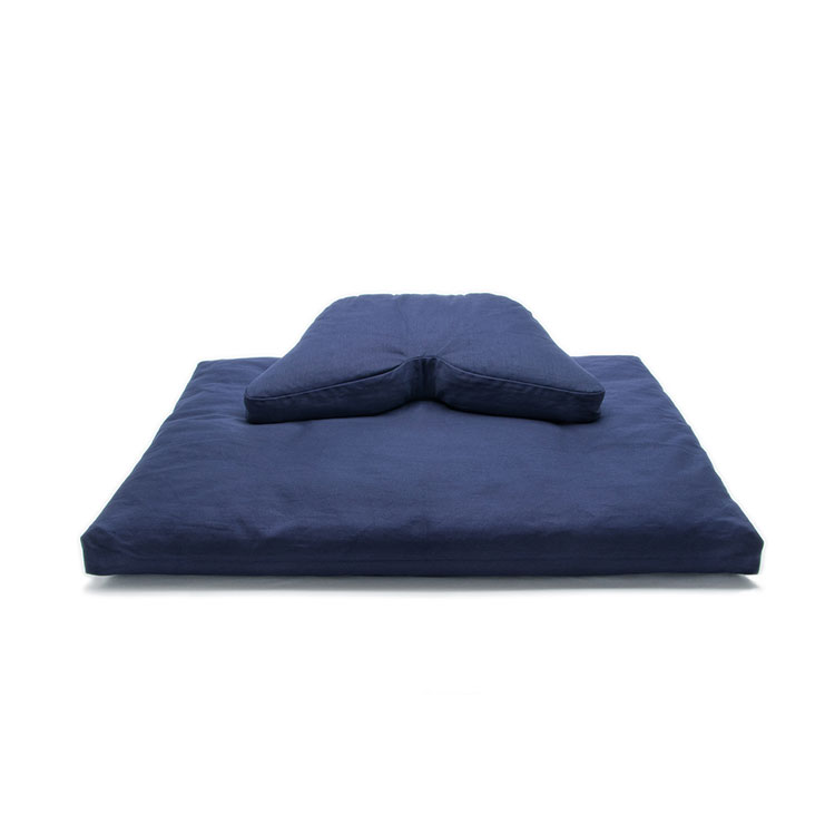 Cosmic Cushion Meditation Pillow Zabuton Set