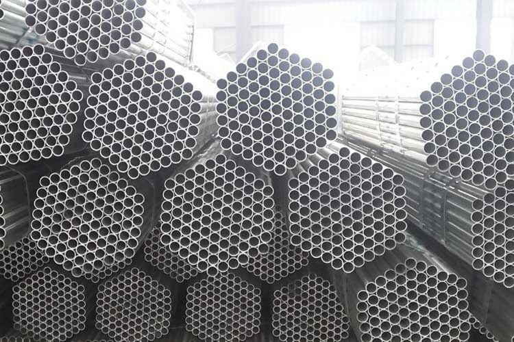 China factory hot dip galvanized steel pipe with cheap price