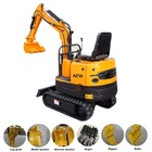 AZ10 excavator control excavator jcb used excavators for sale in dubai