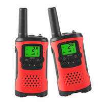 Frequency 446MHZ Mini Walkie Talkie EU/US/AU Standard Kids Toys Two-Way Radios