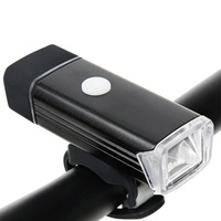 Brightenlux New Product Night Riding Bike Light Oem, Hot Sale mountain Waterproof Accessories Usb Led Front Bicycle Lamp set