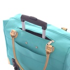 Luggage Roller Trolley Case Trolley Travel Bag Luggage New Design 2 Wheels Traveling Luggage Roller Bag Small Trolley Case For Women Under-seat Traveling Bag With Roller