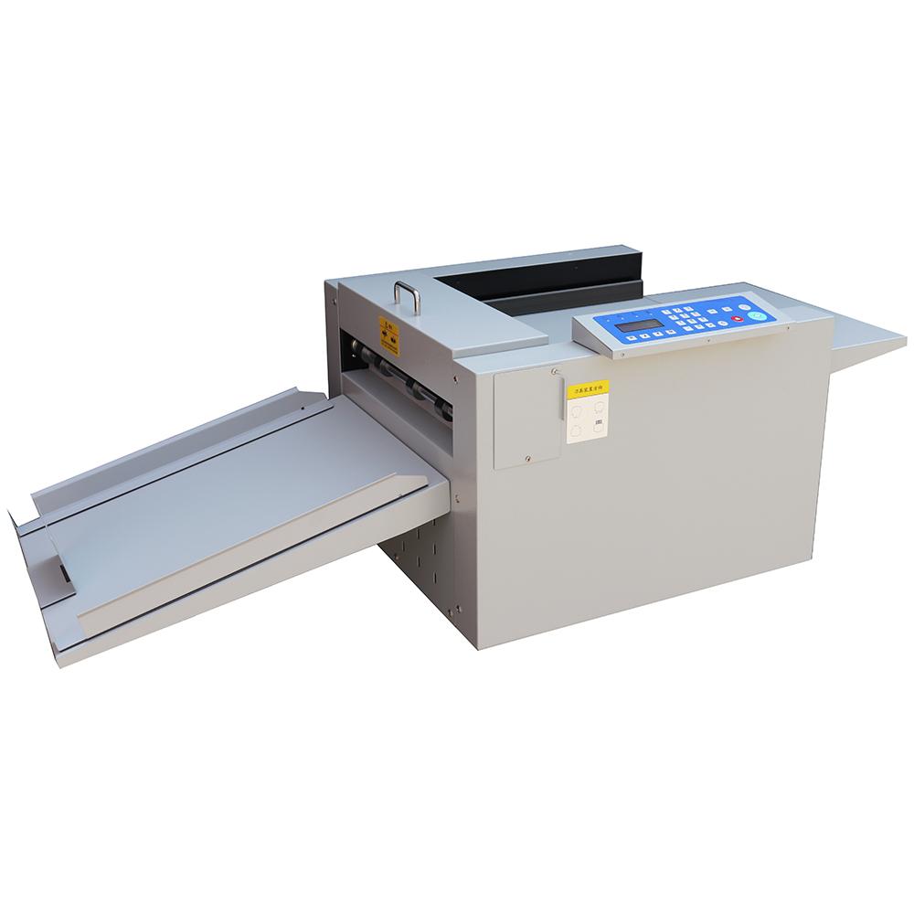 BOWAY  DCP-350 Creasing Machine auto creaser Paper Perforating Machine