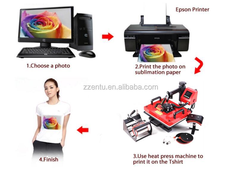 Alta Qualidade Boa Venda automática 8 em 1 combo imprensa do calor da máquina amp/8 ech 800 alumínio arte impressão painel Preço Competitivo