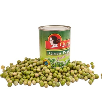 new health food canned beans 425g canned green peas