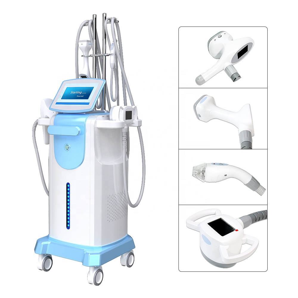 CE approved Vacuum Cavitation Roller RF LED <strong>IR</strong> vela body shape 3 slimming machine