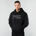 3548 Custom Black oversized fit Track hoodies sweatshirts fitted mens sweats