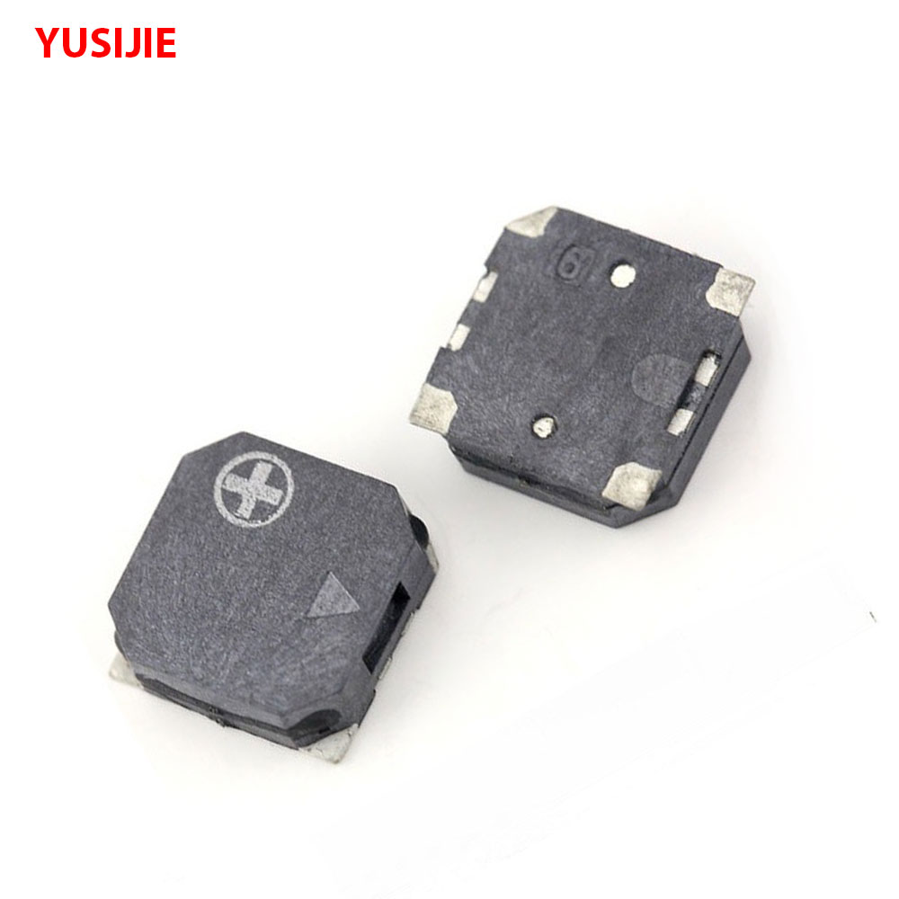 High Quality 7525 SMD <strong>buzzer</strong>-7.5 * 7.5 * 2.5 SMD <strong>buzzer</strong> for baby sleep monitoring / anti-lost device