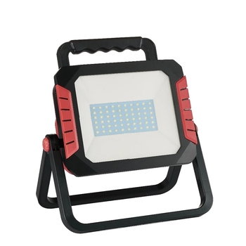 60W Portable Flood light Rechargeable Lamp 10000LM LED Work Light
