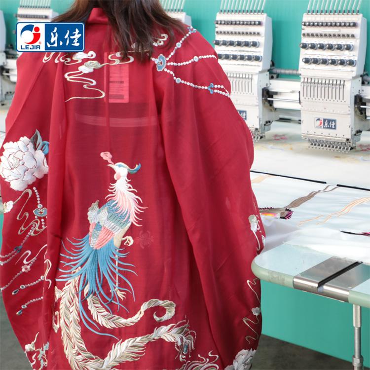 Cheap cost Barudan/Tajima computer embroidery machine
