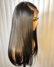 150%  Invisible Fake Scalp Lace Wig Deep Part Undetactable Wig Brazilian Remy 13x6 PrePlucked Transparent lace frontal wig