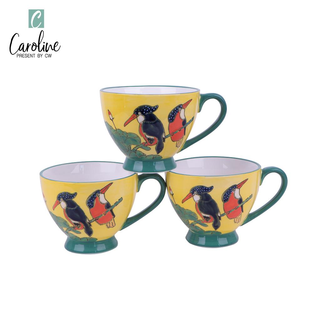 도자기 도자기 커피 머그잔 차 컵