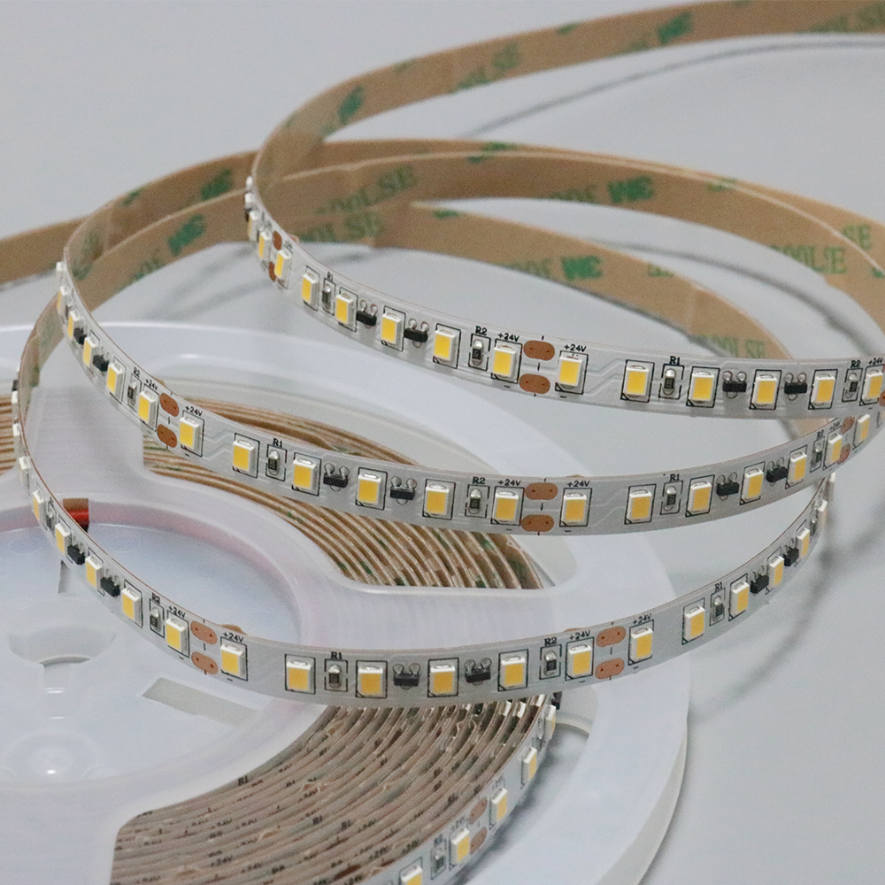 Led Manufacturers China Outdoor House SMD Strip lights Constant Current 2835  LED Strip Light 120 ledm 100w 24v