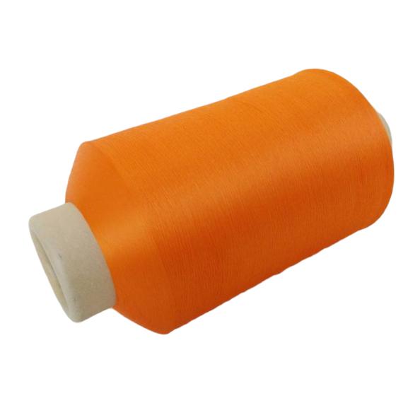 150 300 Denier 100% DTY 150/48F Polyester Filament Yarn For Sewing Thread