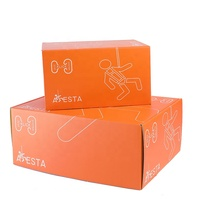 Low Price Customized Size Corrugated Lightweight Shipping Boxes with Logo