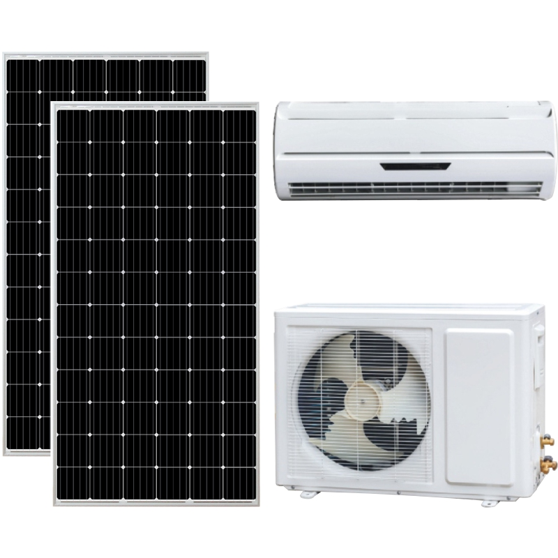 DC <strong>AC</strong> Hybrid Wall Mounted Split Solar Air Conditioning Solar Air Conditioner